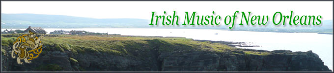 Irish Music of New Orleans